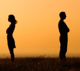 Las heridas del divorcio